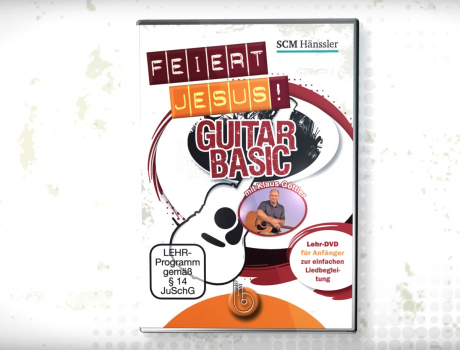 Guitar Basic DVD-Werbetrailer