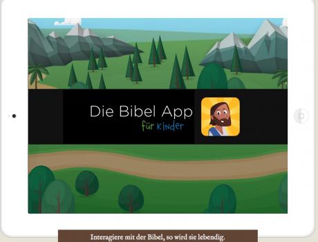 Die Bibel-App für Kinder