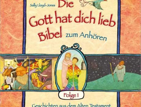 """""""Gott hat dich lieb""""-Bibel (AT 1)"""
