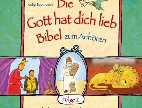"""""""Gott hat dich lieb""""-Bibel (AT 2)"""