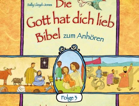 """""""Gott hat dich lieb""""-Bibel (NT 3)"""