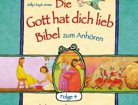 """Die """"Gott hat dich lieb""""-Bibel (NT 4)"""