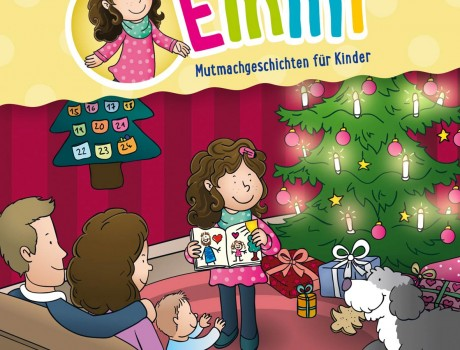 Emmi feiert Weihnachten