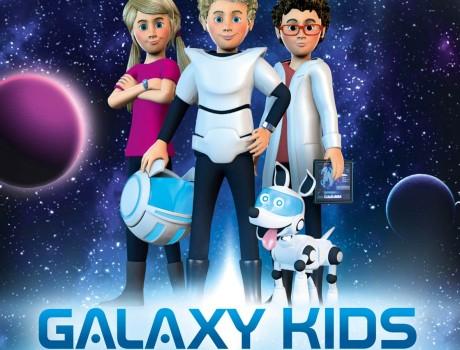 Galaxy Kids: Das Geheimnis der Wächter