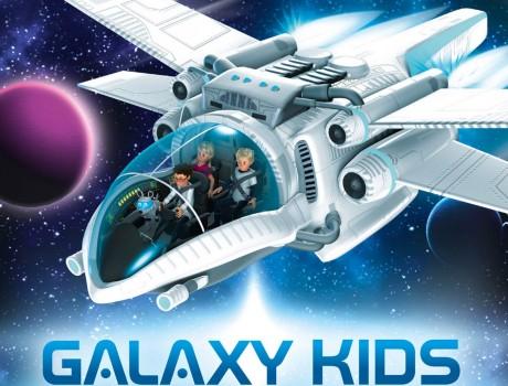 Galaxy-Kids: Angriff der Weltraumpiraten