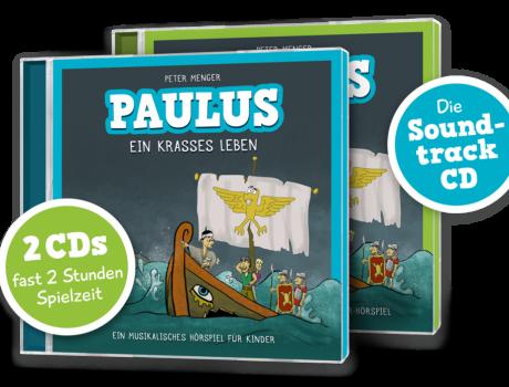 Paulus – Ein krasses Leben (2CDs)