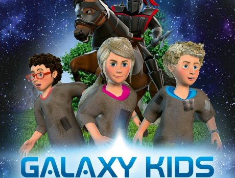 Der vergessene Planet – Galaxy Kids (3)