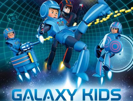 Galaxy Kids: Wettkampf der Auserwählten (4)