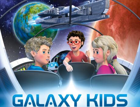 Galaxy Kids (5) - Gefahr auf dem Zwillingsmond
