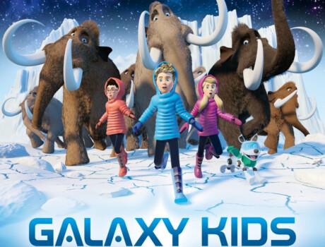 Galaxy Kids (6): Die Jagd im Eis